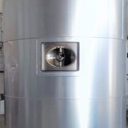Thermo-conditioned tank built for paper mill