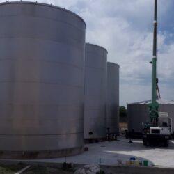 HL 6000 tank battery