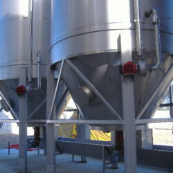 HL 1000 Special thermoconditioned self-draining wine-producing
