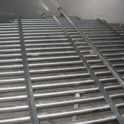 Heating coil made for biodiesel storage silo